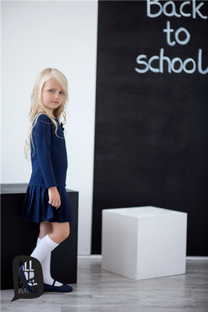 ALL FOR KIDS DRESS SCHOOL GRANA