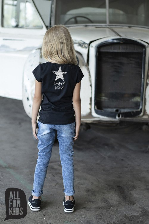 ALL FOR KIDS T-SHIRT SUPER STAR