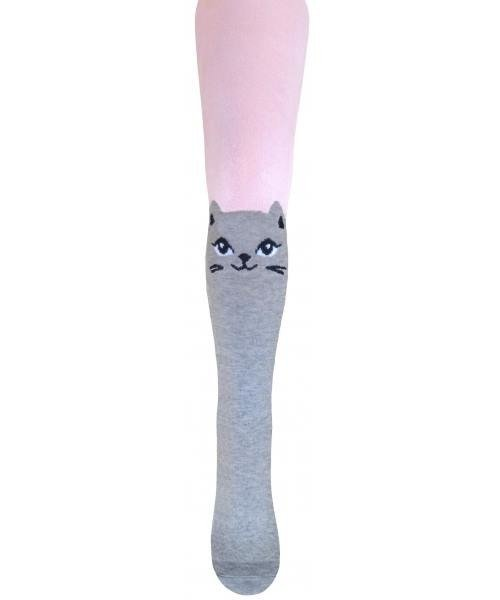 COTTON TIGHTS CATS