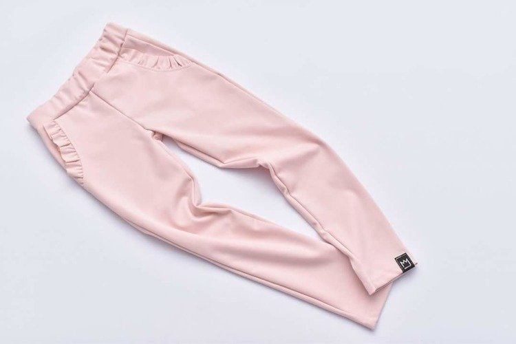 TROUSERS POWDER PINK