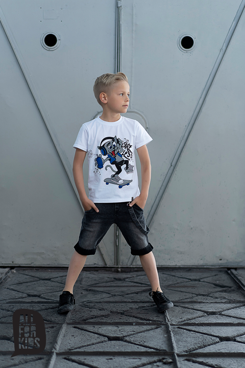All For Kids Szorty Jeans